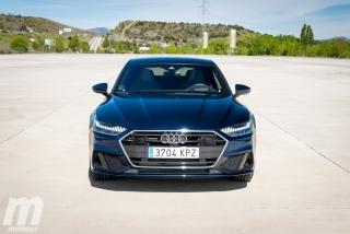 Galería Prueba Audi A7 Sporback Foto 17