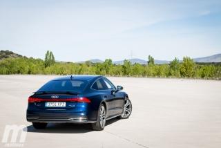 Galería Prueba Audi A7 Sporback Foto 36