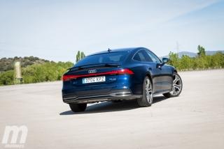 Galería Prueba Audi A7 Sporback Foto 39