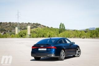 Galería Prueba Audi A7 Sporback Foto 40