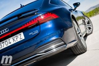 Galería Prueba Audi A7 Sporback Foto 44