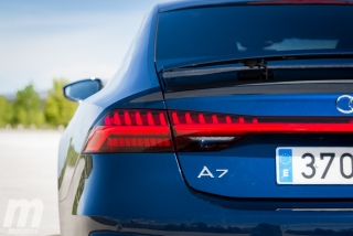 Galería Prueba Audi A7 Sporback Foto 48