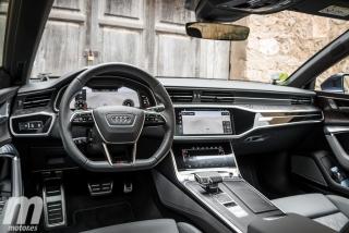 Galería Prueba Audi A7 Sporback Foto 59