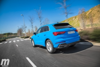Galería prueba Audi Q3 35 TFSI Foto 7