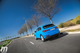 Galería prueba Audi Q3 35 TFSI Foto 10