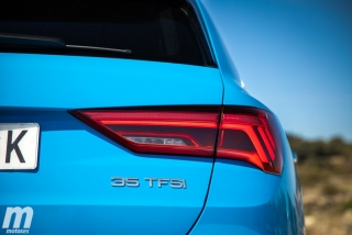 Galería prueba Audi Q3 35 TFSI Foto 35