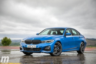 Foto 3 - Galería Prueba BMW 320d 2019
