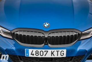 Galería Prueba BMW 320d 2019 Foto 7