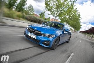 Galería Prueba BMW 320d 2019 Foto 20