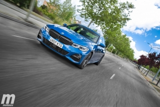 Galería Prueba BMW 320d 2019 Foto 21