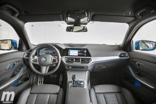 Galería Prueba BMW 320d 2019 Foto 55