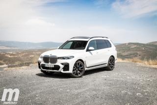 Galería prueba BMW X7