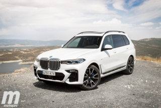 Galería prueba BMW X7 - Miniatura 4