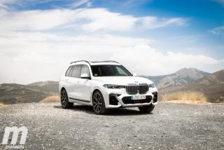 Galería prueba BMW X7 - Miniatura 5