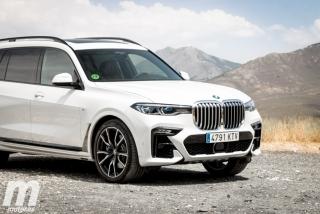 Galería prueba BMW X7 - Miniatura 6