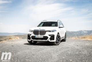 Galería prueba BMW X7 - Miniatura 7