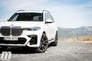 Galería prueba BMW X7 - Miniatura 8