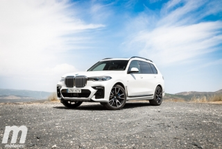 Galería prueba BMW X7 - Miniatura 9