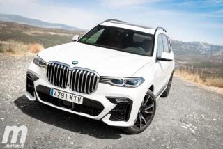 Galería prueba BMW X7 - Miniatura 10