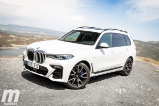 Galería prueba BMW X7 - Miniatura 11