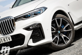 Galería prueba BMW X7 - Miniatura 12