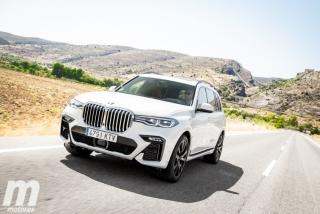 Galería prueba BMW X7 - Miniatura 33