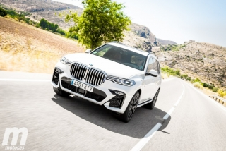 Galería prueba BMW X7 - Miniatura 34