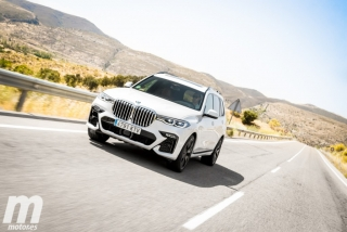 Galería prueba BMW X7 - Miniatura 37