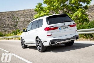 Galería prueba BMW X7 - Miniatura 77