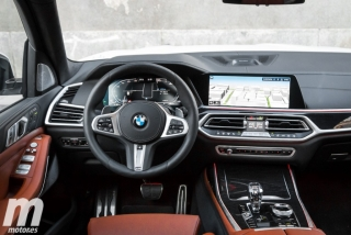 Galería prueba BMW X7 - Miniatura 79