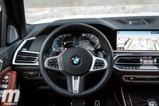 Galería prueba BMW X7 - Miniatura 80
