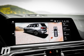 Galería prueba BMW X7 - Miniatura 90