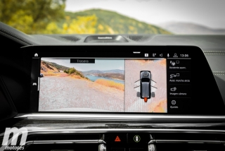 Galería prueba BMW X7 - Miniatura 93