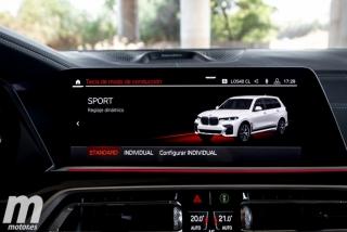 Galería prueba BMW X7 - Miniatura 95