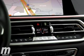 Galería prueba BMW X7 - Miniatura 100