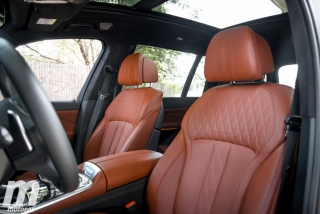 Galería prueba BMW X7 - Miniatura 125