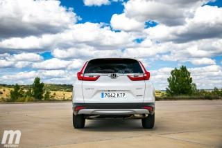 Galería prueba Honda CR-V Hybrid Foto 33