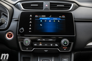 Galería prueba Honda CR-V Hybrid Foto 55