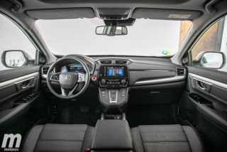 Galería prueba Honda CR-V Hybrid Foto 39
