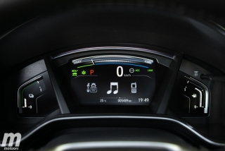 Galería prueba Honda CR-V Hybrid Foto 69