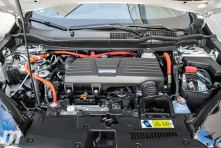 Galería prueba Honda CR-V Hybrid Foto 82