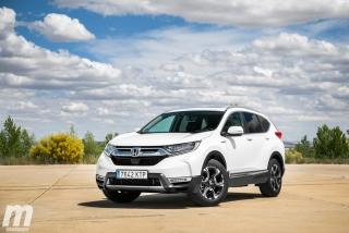 Galería prueba Honda CR-V Hybrid - Foto 2
