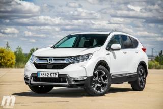 Galería prueba Honda CR-V Hybrid Foto 5