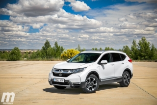 Galería prueba Honda CR-V Hybrid Foto 4