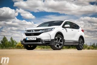 Galería prueba Honda CR-V Hybrid Foto 7