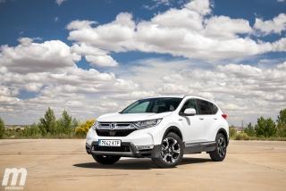 Galería prueba Honda CR-V Hybrid Foto 6