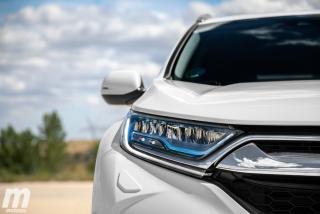 Galería prueba Honda CR-V Hybrid Foto 10