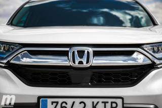 Galería prueba Honda CR-V Hybrid Foto 9