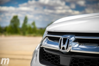 Galería prueba Honda CR-V Hybrid Foto 11