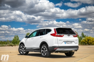 Galería prueba Honda CR-V Hybrid Foto 30